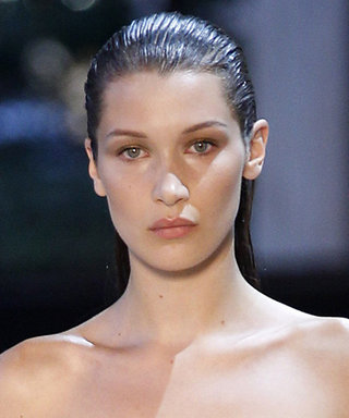 Bella Hadid Closes Alexandre Vauthier's Couture Show, Parties in a Givenchy Cocktail Dress