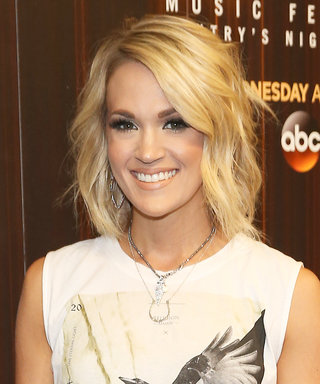 Carrie Underwood Shows Off Her Incredible Post-Baby Body in a Pink Bikini