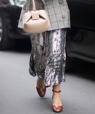 How to Pull Off Evening Sequins in the Day