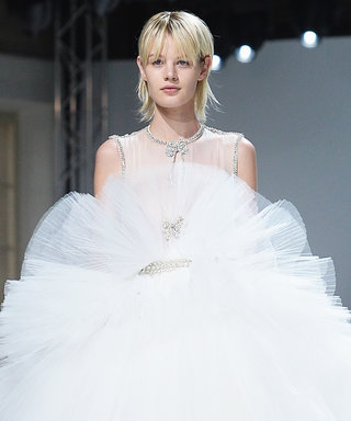 The Dreamiest Wedding Dresses from Couture Fashion Week