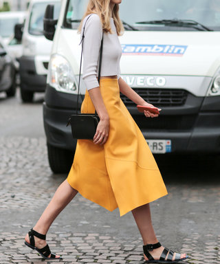 How to Color-Block Like a Street Style Pro