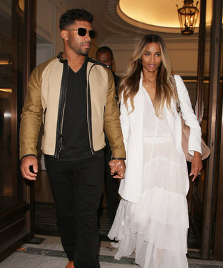 Newlyweds Ciara and Russell Wilson Glow During Their First Outing as Husband and Wife