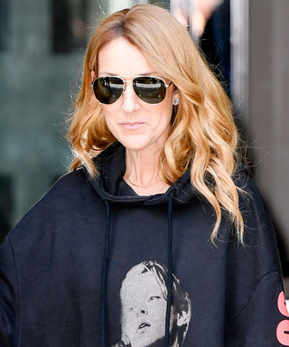 Celine Dion Rocks Her New Normal in a Badass Vetements Titanic Sweatshirt and Jeans