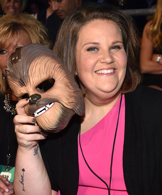 "Watch Chewbacca Mom's Heartfelt Cover of Michael Jackson's ""Heal the World"""