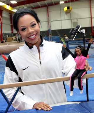 "Olympic Gymnast Gabby Douglas Now Has Her Own ""Shero"" Barbie Doll"