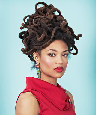 Why We're Obsessed with Valerie June and Her Gorgeous Dreadlocks