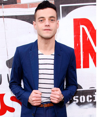 It's Official: Mr. Robot's Rami Malek Is Our Fashion Man Crush