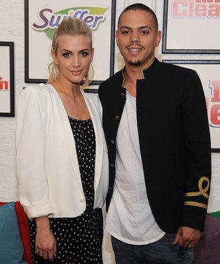 Ashlee Simpson and Evan Ross Have a Family-Style Date Night at Diana Ross's Concert