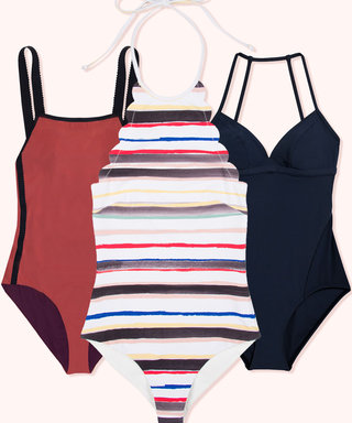 How to Wear a One-Piece Swimsuit IRL