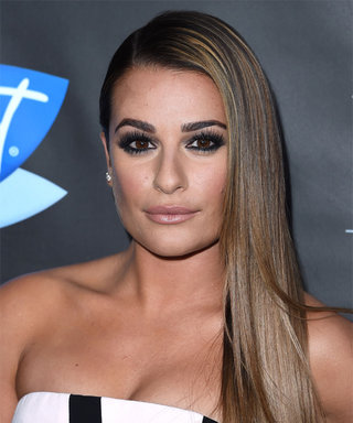 Lea Michele Snaps Scream Queens Season 2 Tease with Taylor Lautner