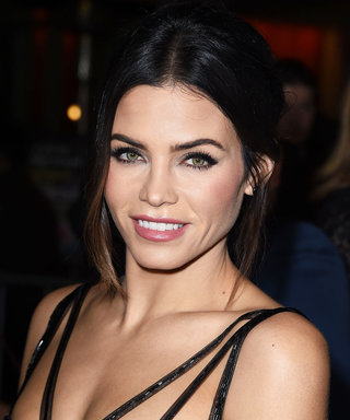 Jenna Dewan Tatum Takes the Plunge in a Green String Bikini While on Family Vacation