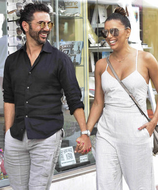 Newlyweds Eva Longoria and José Antonio Bastón Look So in Love on Vacation in Spain