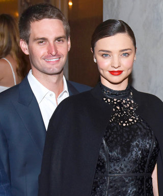 Miranda Kerr Is Engaged to Snapchat CEO Evan Spiegel—See Her Stunning Ring