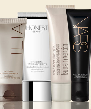 10 Tinted Moisturizers to Wear When It's Too Hot for Makeup