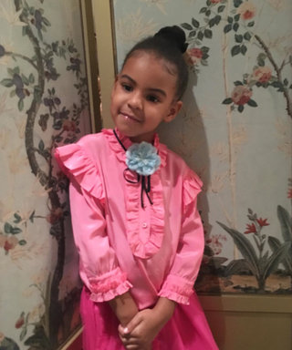 Blue Ivy Carter Strikes a Very Stylish Pose in Her Sassiest Photos Yet