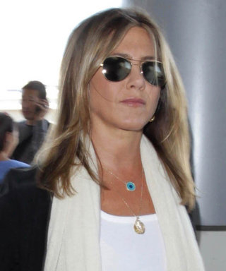 Jennifer Aniston's Casual-Chic Ensemble Will Give You Airport Style Envy