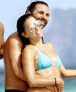 Eva Longoria and José Antonio Bastón Pack on the PDA During Beach Getaway