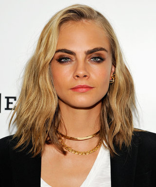Cara Delevingne's Elephant Tattoo Is an Actual Masterpiece