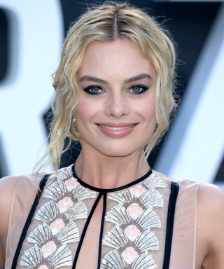 Margot Robbie's Fishtail Braid Is Beach Beauty Done Right