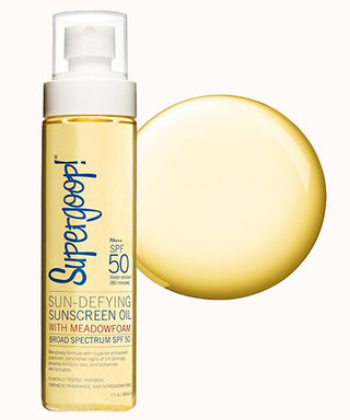 Why We're Totally Obsessing Over This Sunscreen Oil