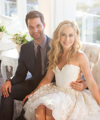 Bride-to-BeTara Lipinski Gave Us theScoop on Every Detail of HerEngagement Party