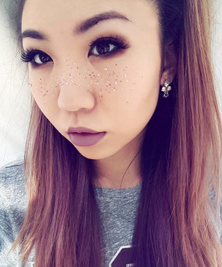 Glitter Freckles Will Make Your Summer More Enchanting