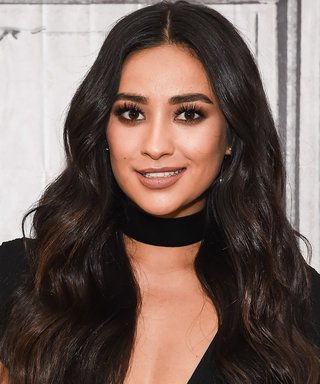 Shay Mitchell Just Discovered the Vase of Every Beyoncé Fan's Dreams