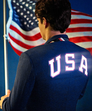 Olympics 2016: Team USA's Flag Bearer Will Wear This Glowing Ralph Lauren Jacket at the Opening Ceremony
