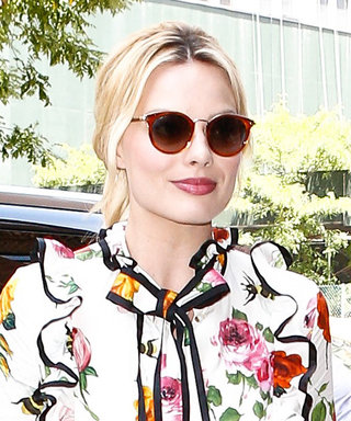 10 Style Lessons You Can Learn from Margot Robbie's Suicide Squad Promo Tour