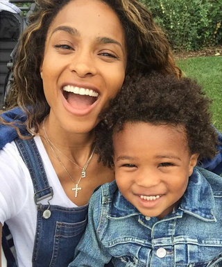 Ciara and Her Son Go on a Sweet Zoo Adventure