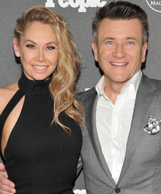 DWTS Stars Kym Johnson & Robert Herjavec Tie the Knot—See Her Dress!