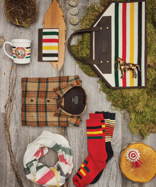 Shop and Support National Parks with Pendleton's New Home and Apparel Items