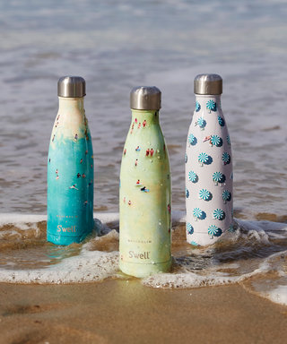 These Pretty Water Bottles Were Made for Instagram