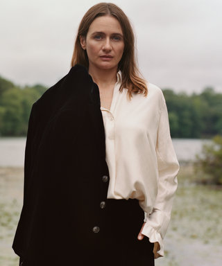 Emily Mortimer Explains Why She Wears a Hazmat Suit in Her New Film Spectral