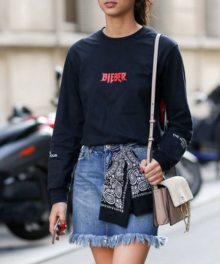 How to Style a Tee That Makes a MajorStatement
