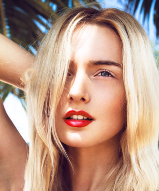 The Surprising Reason to Always Wear Lip Liner at the Beach