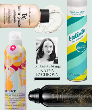 The Best Dry Shampoos for Greasy Hair