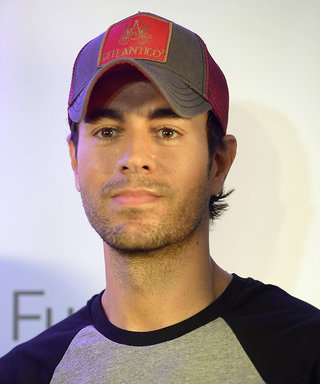 Enrique Iglesias Is the Cutest Toddler in This Throwback Photo
