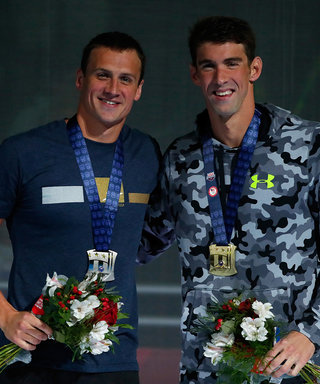 Ryan Lochte Gets Sentimental About His Olympic Past and Future with Michael Phelps