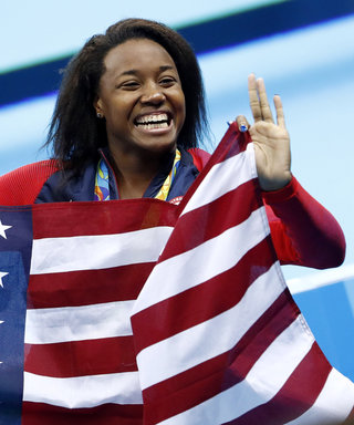 Swimmer Simone Manuel Made History in So Many Ways with Her Gold Medal Win
