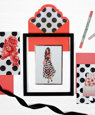 Papyrus and Designer Lela Rose Announce a Fashionable New Line of Stationery