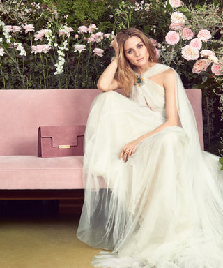Olivia Palermo Is Unbelievably Gorgeous in Aerin's New Fall Accessories Campaign