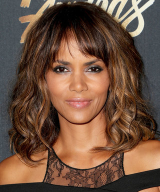"Halle Berry Welcomes 50 in Sheer Lace and ""with Open Arms"""