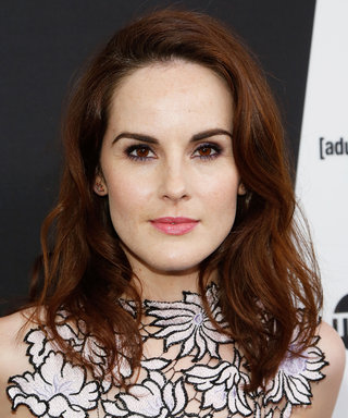 Michelle Dockery Hints at Possibility of a Downton Abbey Movie