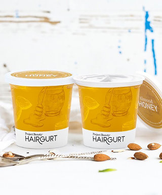 Greek Yogurt for Your Hair Actually Exists