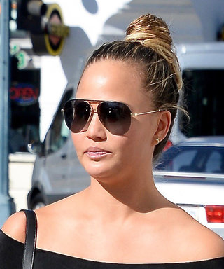 Chrissy Teigen's Reign as Queen of the Daisy Dukes Continues in Los Angeles