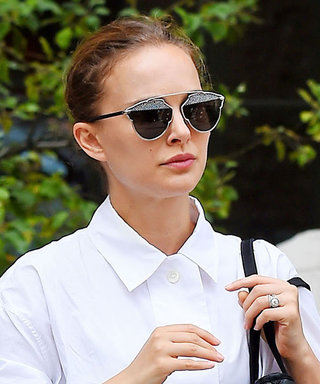Natalie Portman's Oversize Shirtdress Will Make You Long for a New White Button-Up
