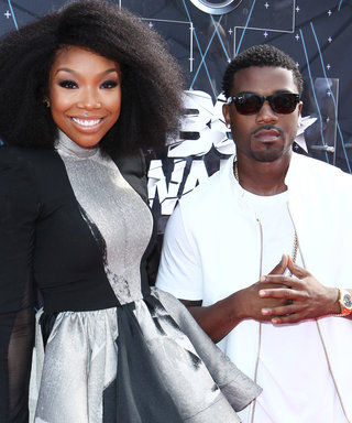 So, Brandy Basically Stole the Show at Her Brother Ray J's Wedding