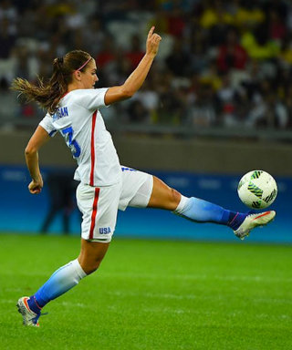 How to Push Through Grueling Workouts, According to the U.S. Olympic Women's Soccer Team