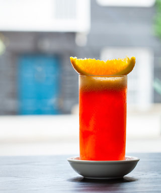 Kick Off the Weekend with This Two-Ingredient Cocktail
